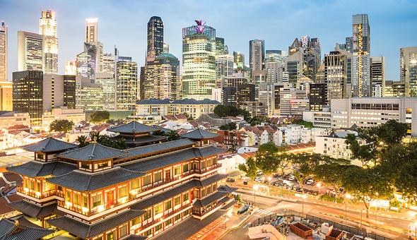 Singapore. Photo: Shutterstock