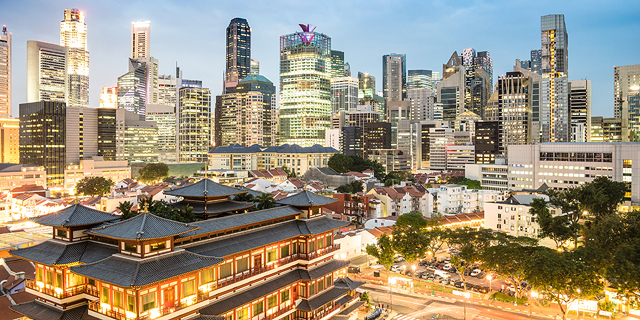 Singapore's ST Engineering to Scout for Israeli Startups