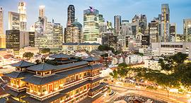 צ'יינה טעון סינגפור, צילום: שאטרסטוק