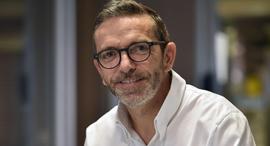 סבסטיאן בראס שף צרפתי כוכבי מישלן, צילום: איי אף פי