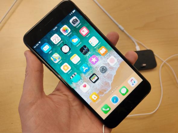 סדרת האייפון האחרונה של אפל, צילום: ניצן סדן