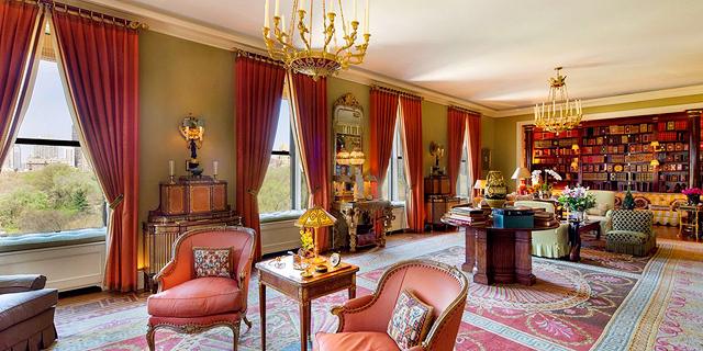 הדירה היקרה ביותר במנהטן שהוצעה ב-120 מיליון דולר נמכרת כעת בהנחת ענק