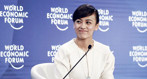 Didi Chuxing President Liu Qing
