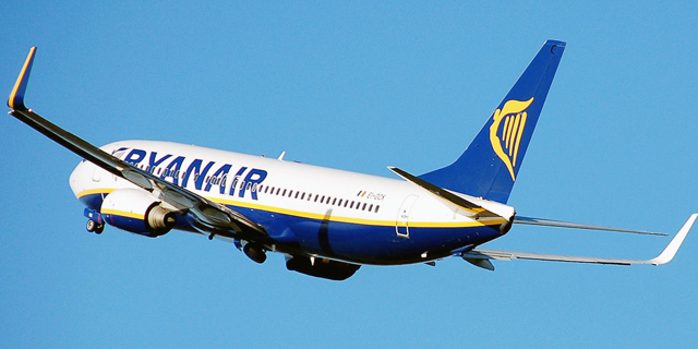 RyanAir Launching Three New Routes From Tel Aviv: Athens, Bucharest, and Sofia