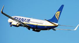 ריינאייר חברת תעופה טיסות שכר, צילום: Ryanair