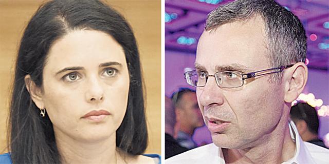 שקד ולוין יאשרו שתי חבילות של מינויים פוליטיים בממשלה