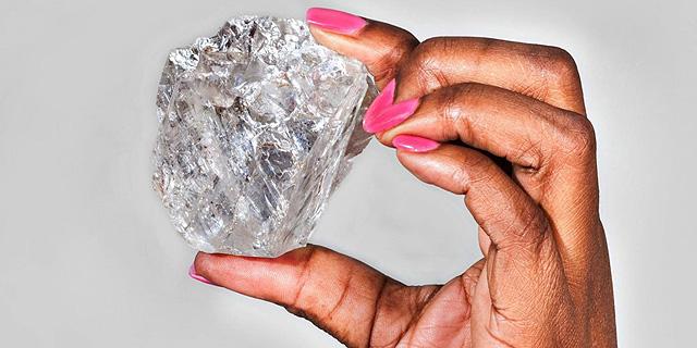 היהלום השני בגודלו בעולם מצא קונה - ב-53 מיליון דולר