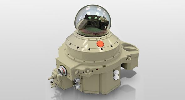 מערכות DIRCM להגנה על מטוסים מפני טילי כתף אלביט מערכות, צילום: אלביט מערכות