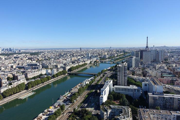 על שם הפרנקים. פריז בירת צרפת