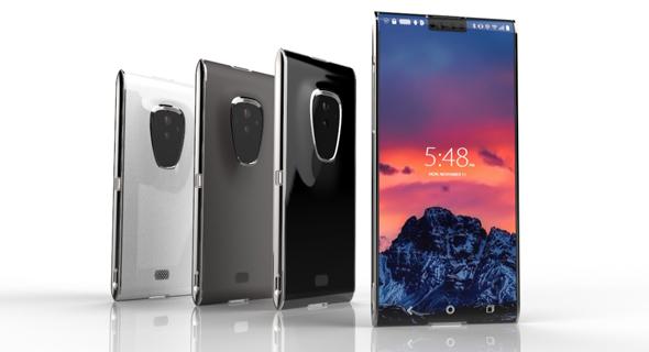 Sirin Labs' new smartphone