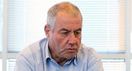 עמוס לסקר מנכל חברת החשמל היוצא, צילום: אלעד גרשגורן