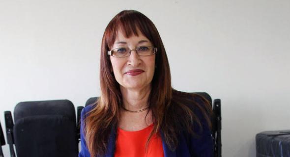 ציפי פינס, מנהלת תיאטרון בית ליסין, צילום: רפי דלויה