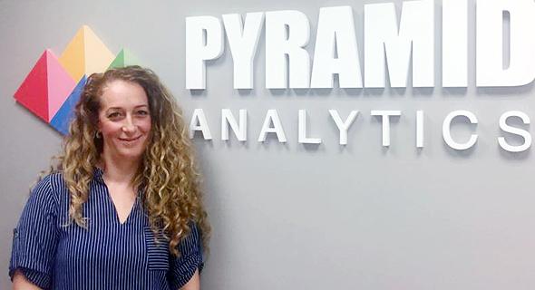 הדס טל, מנהלת HR בחברת Pyramid analytics