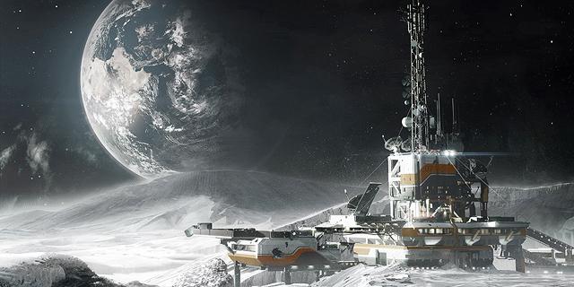 """חוזרים ללבנה: רוסיה וארה""""ב ייבנו יחד תחנת מחקר על הירח"""