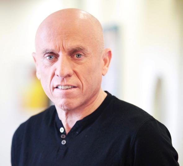 יוסי ורשבסקי, צילום: גיא קרן