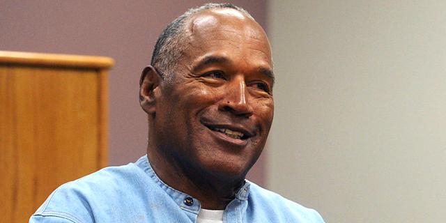 כוכב הפוטבול לשעבר או.ג'י סימפסון שוחרר היום מהכלא