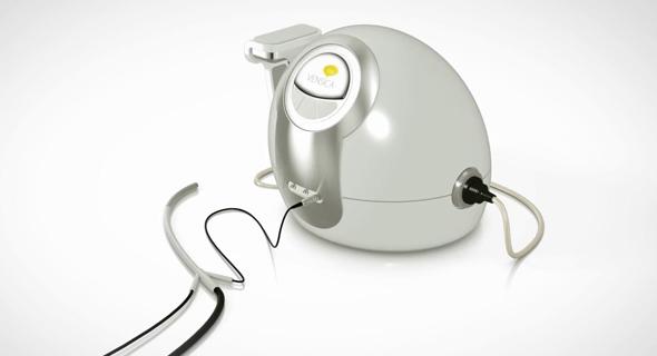 Vensica Medical's device