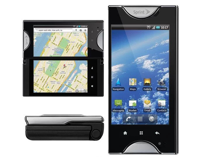 הניסיונות לפתח מכשיר בעל מסך נפתח החלו לפני שנים רבות, הנה דוגמה מ-2011, צילום: venturebeat