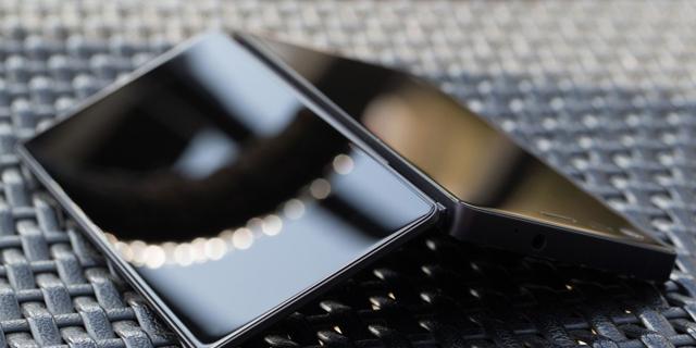 ZTE הסינית תשיק בקרוב סמארטפון מתקפל עם שני מסכים