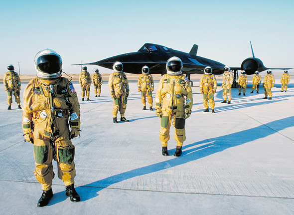 יקרים להכשרה. טייסי הציפור השחורה