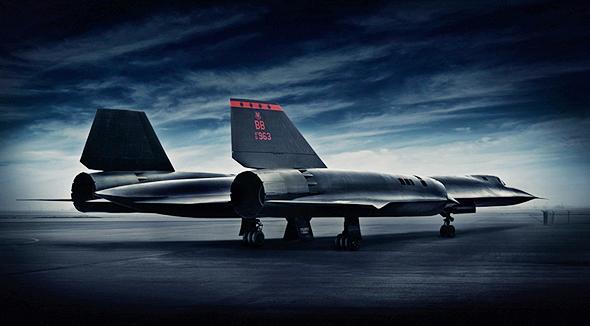 SR71, הציפור השחורה - מטוס הריגול שהוא כלי הטיס הסילוני המהיר בהיסטוריה