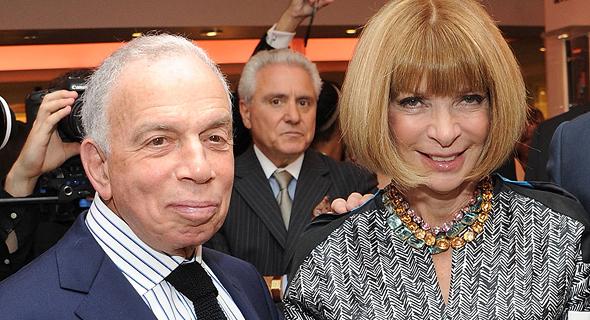 """סי ניוהאוס, המו""""ל של ווג והניו יורקר מת בגיל 89"""