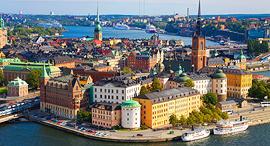 שטוקהולם שבדיה ערים יקרות, צילום: שאטרסטוק