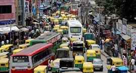 בנגלור, הודו , צילום: אי.פי.אי