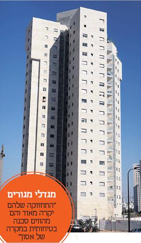מגדל מגורים, פתח תקווה