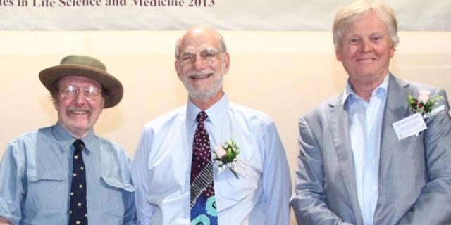 שלושה אמריקנים זכו בפרס נובל לרפואה
