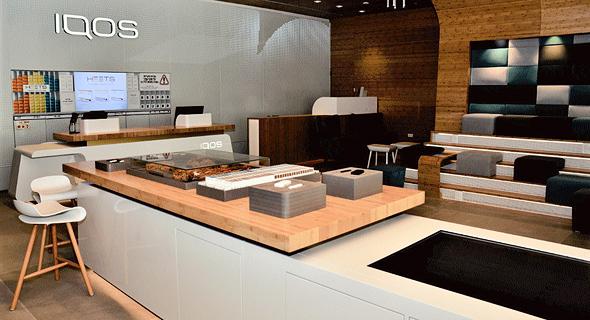 "פיליפ מוריס פותחת חנות האייקוס IQOS ב דיזנגוף סנטר, צילום: פיליפ מוריס בע""מ"