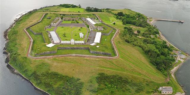 אתר התיירות המוביל של אירופה: כלא באירלנד