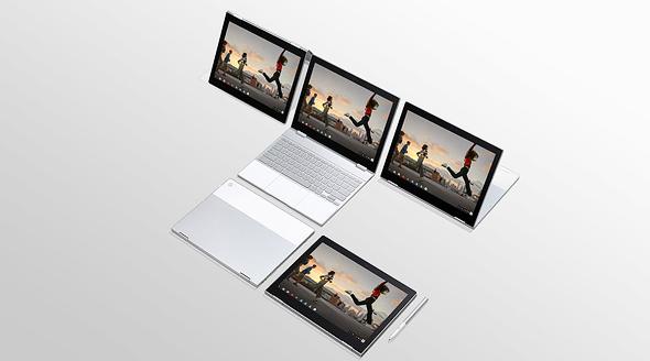 פיקסלבוק מחשב לפטופ גוגל