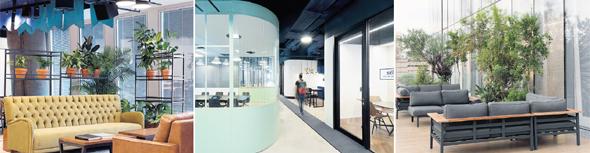 משרדי איירון סורס ב מגדל עזריאלי שרונה, צילום: גדעון לוי