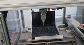 לנובו thinkpad מעבדה לפטופ לפטופים, צילום: ניצן סדן