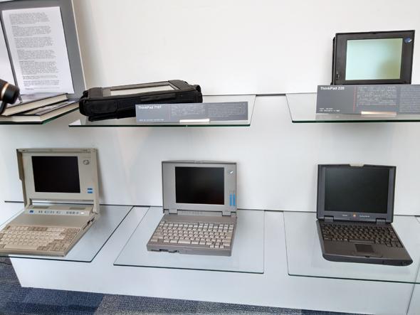 ThinkPad לפטופ לנובו מחשבים ישנים, צילום: ניצן סדן