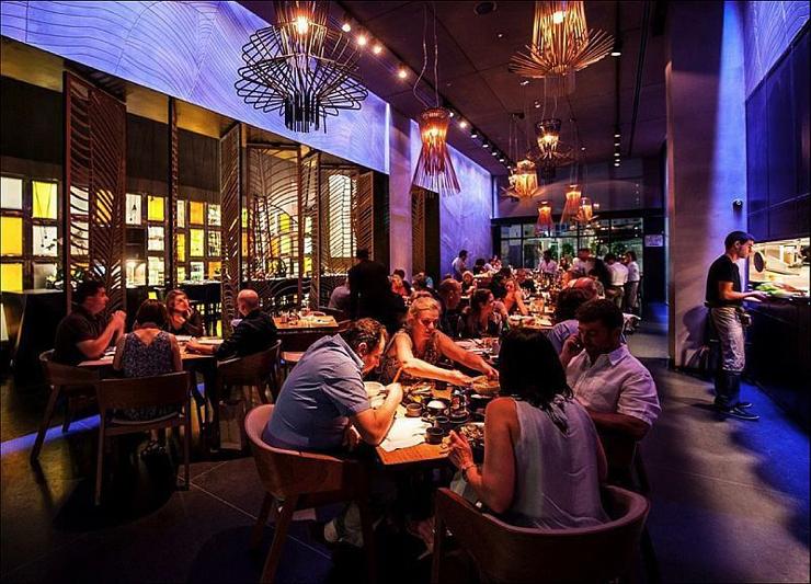 מסעדת טאיזו בתל אביב, צילום: Taizu