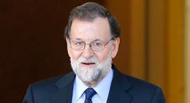 ראש ממשלת ספרד מריאנו ראחוי, צילום: איי פי