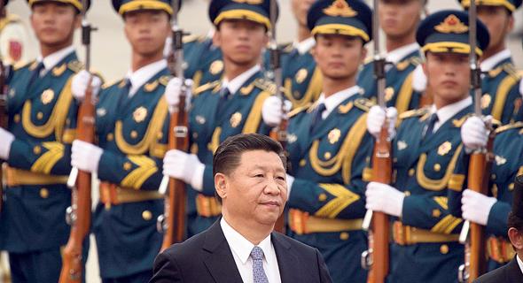 נשיא סין שי ג'ינפינג