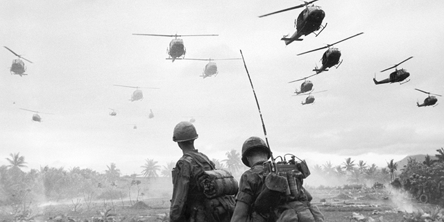 מנתיב ההרואין של וייטנאם לסוף האימפריה האמריקאית