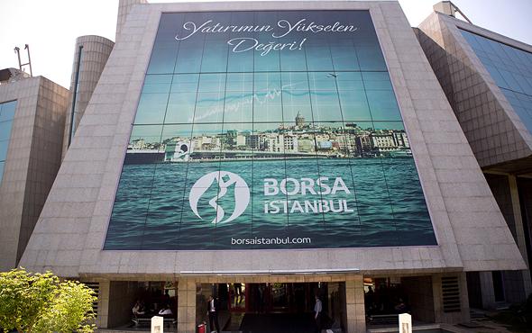 הבורסה באיסטנבול