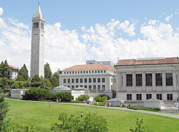 אוניברסיטת ברקלי מחפשת סטארט-אפים ישראלים