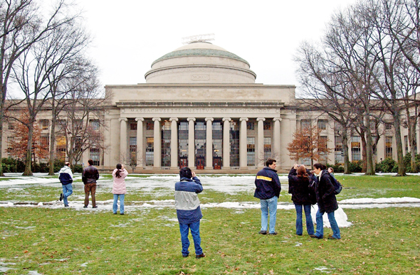MIT. Photo: Reuters