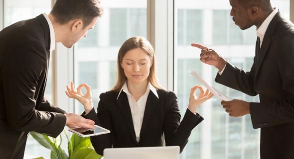 אם למנהלים היה יותר זמן הם היו מקדישים אותו לחשיבה אסטרטגית ופיתוח אישי