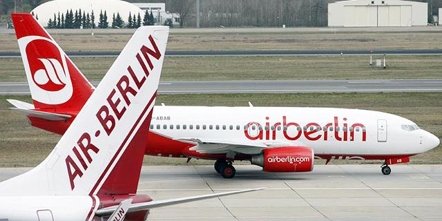 לופטהנזה מציעה 200 מיליון יורו עבור נכסי אייר ברלין