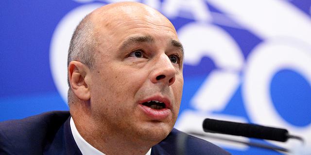 """שר האוצר הרוסי: לא נפיק תועלת ממתיחות הסחר בין ארה""""ב לסין"""