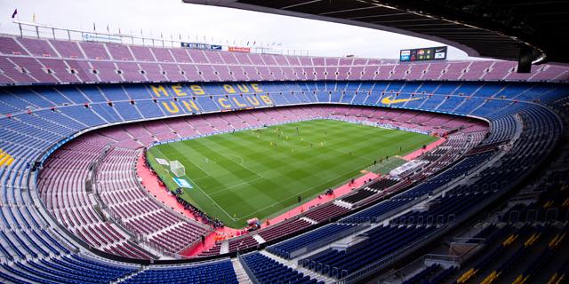 ברצלונה מחפשת חסות שם לקאמפ נואו ב-200 מיליון יורו