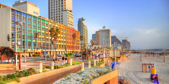 |Tel Aviv. Photo: Shutterstock
