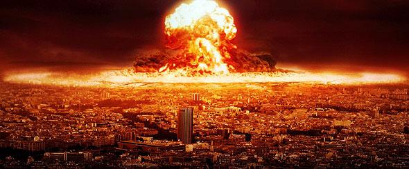 מלחמה גרעינית? ממש מעבר לפינה