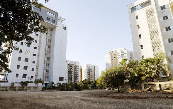 הקרקע באזורי חן. דירת 4 חדרים צפויה להימכר ב־4 מיליון שקל